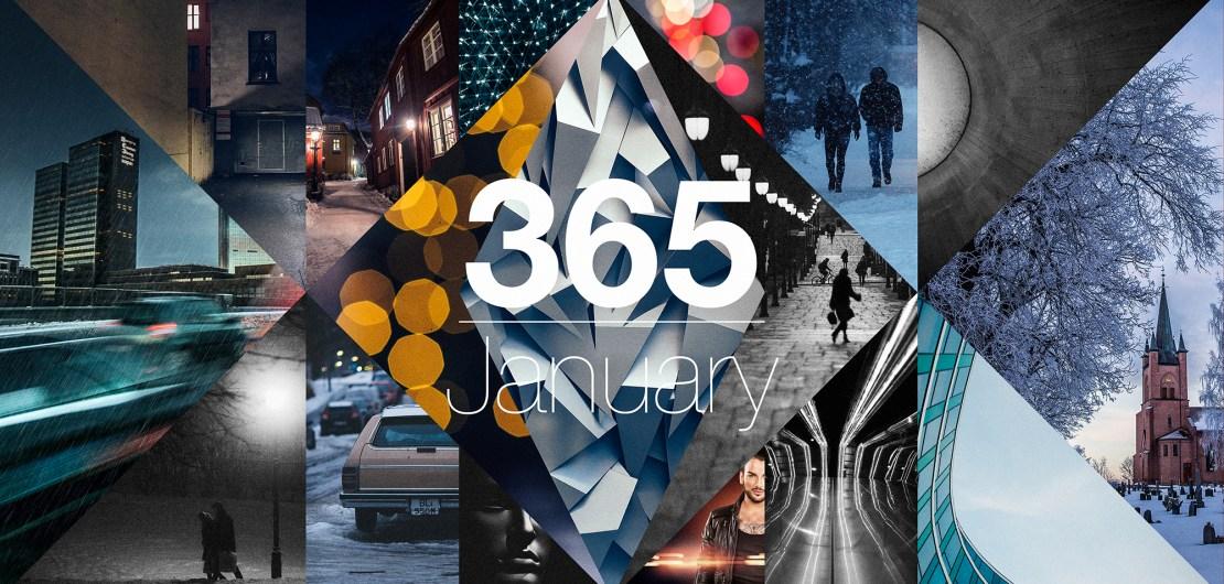 365 project: January