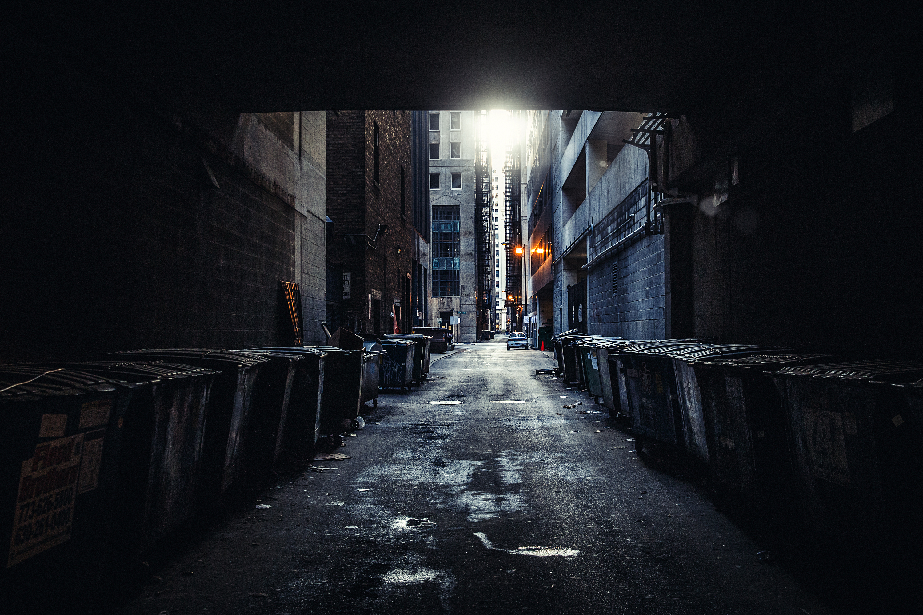 Chicago Alley I