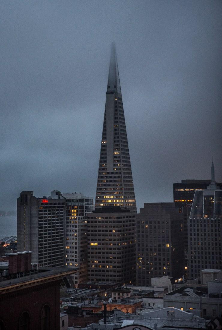 Transamerica Pyramid, San Francisco