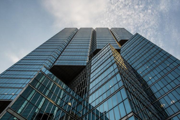 Random Building #852, Toronto