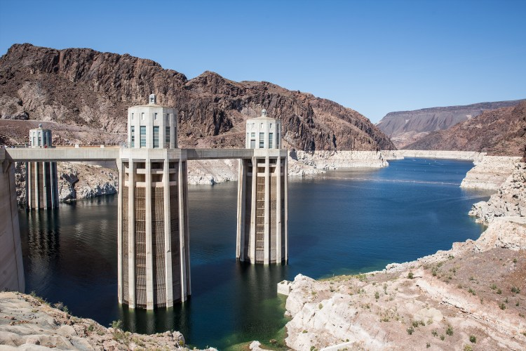 Hoover Dam / Colorado River