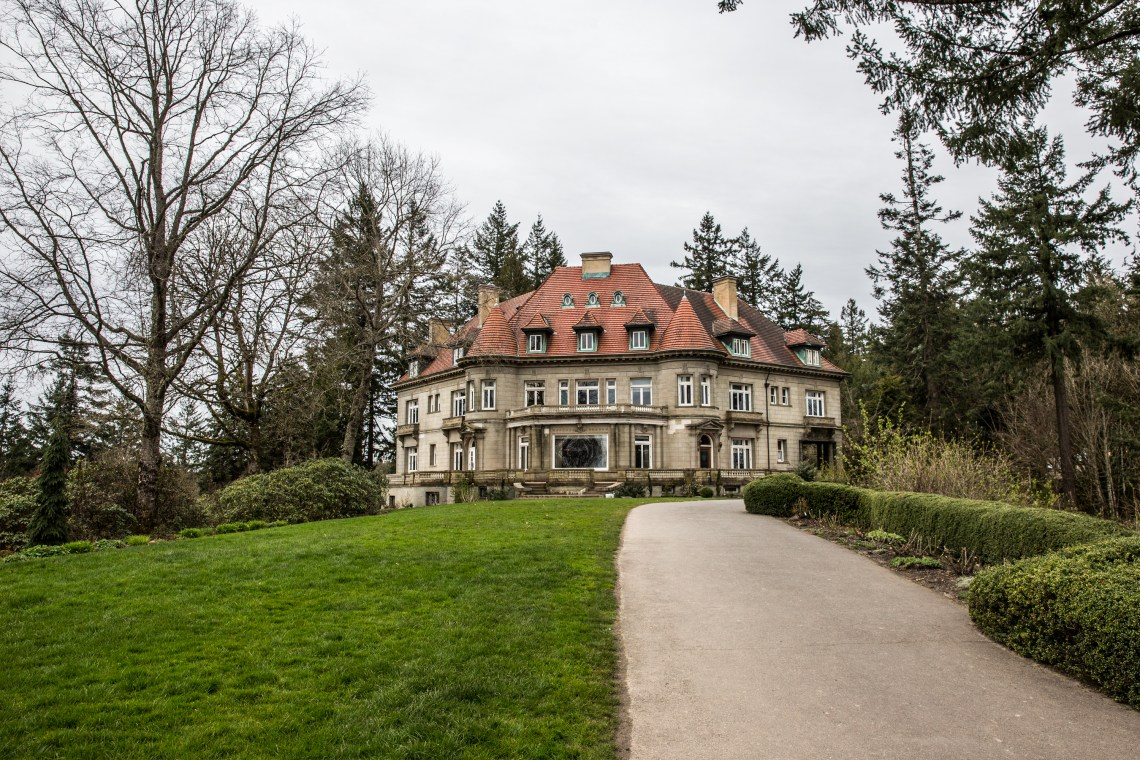 Pittock Mansion, Portland Oregon