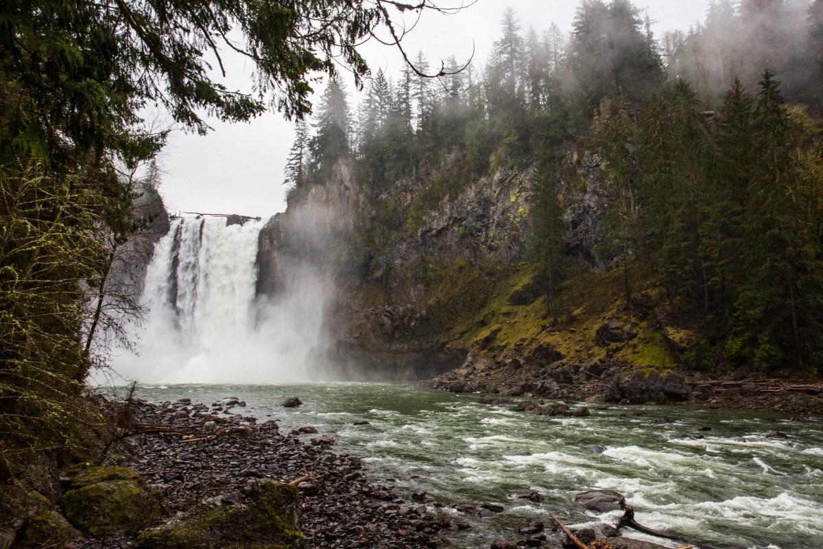 Twin Peaks! // Snoqualmie Falls