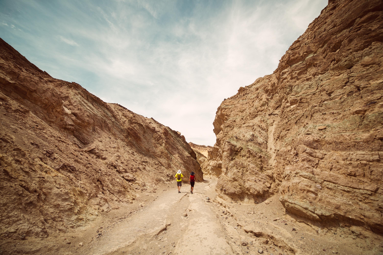 Death Valley, Natural Bridge Trail