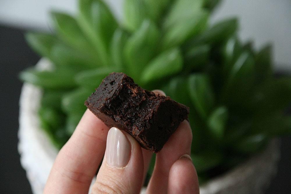 opskrift på den bedste brownie