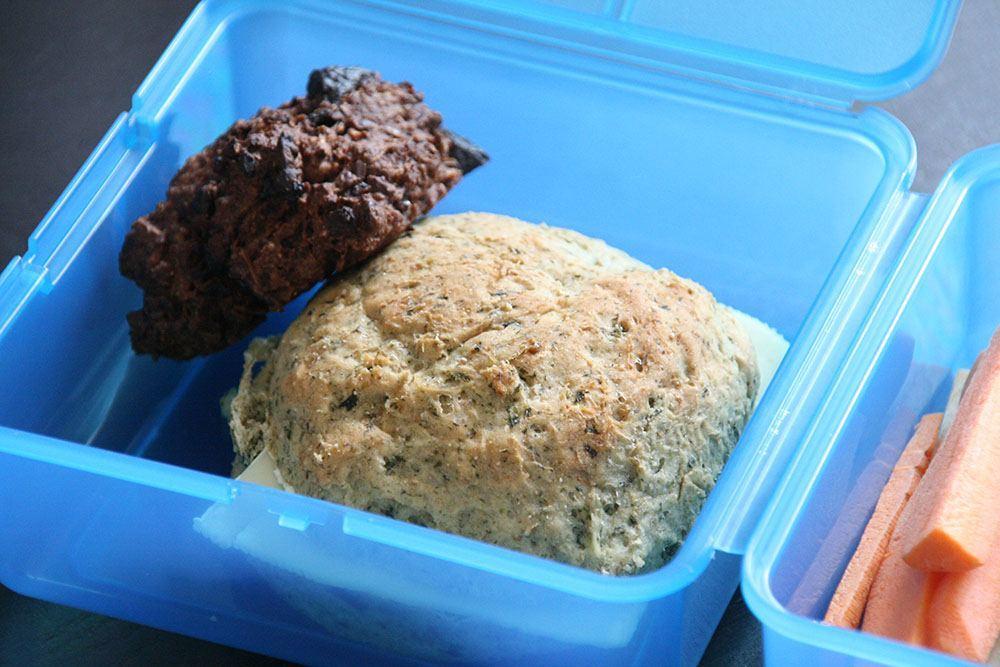 madpakke inspiration til SFO'en