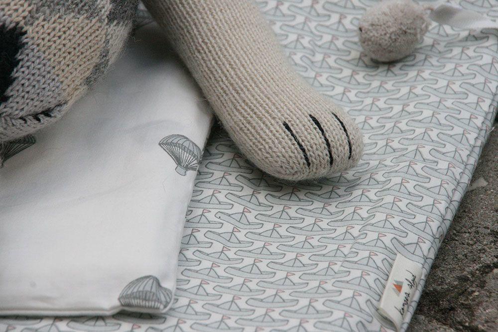 konges sløjd sengetøj fra Dreams for kids