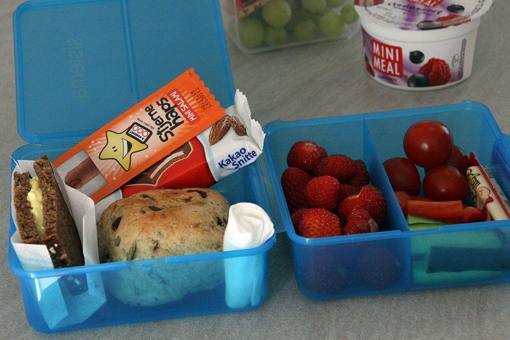 madpakke inspiration til børn
