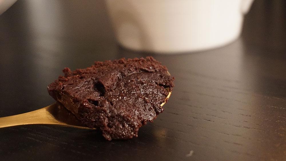 Opskrift på lava mug cake på kun 5 minutter