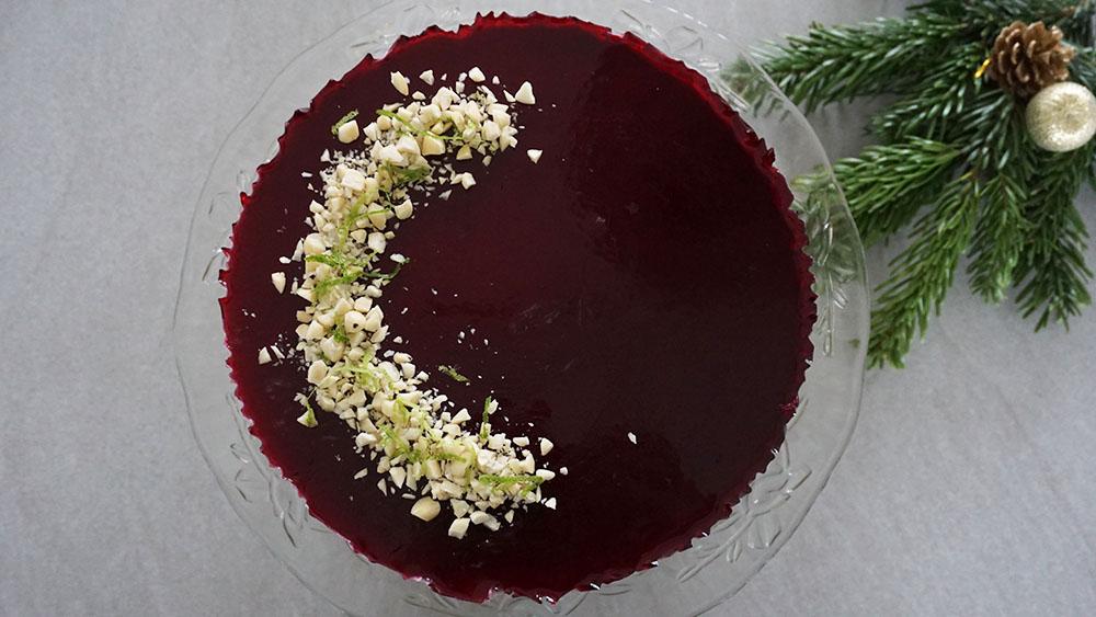 Lækker cheesecake opskrift