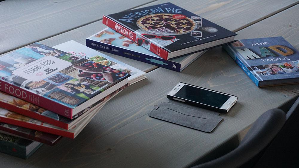 Bøger med opskrifter