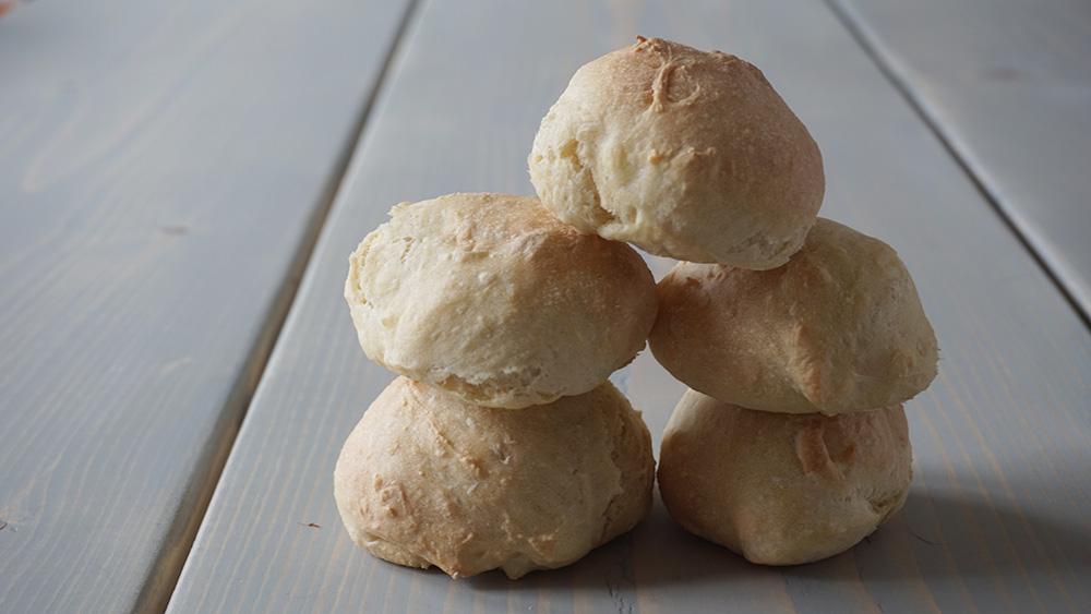 Lækre og luftige koldhævede durumboller