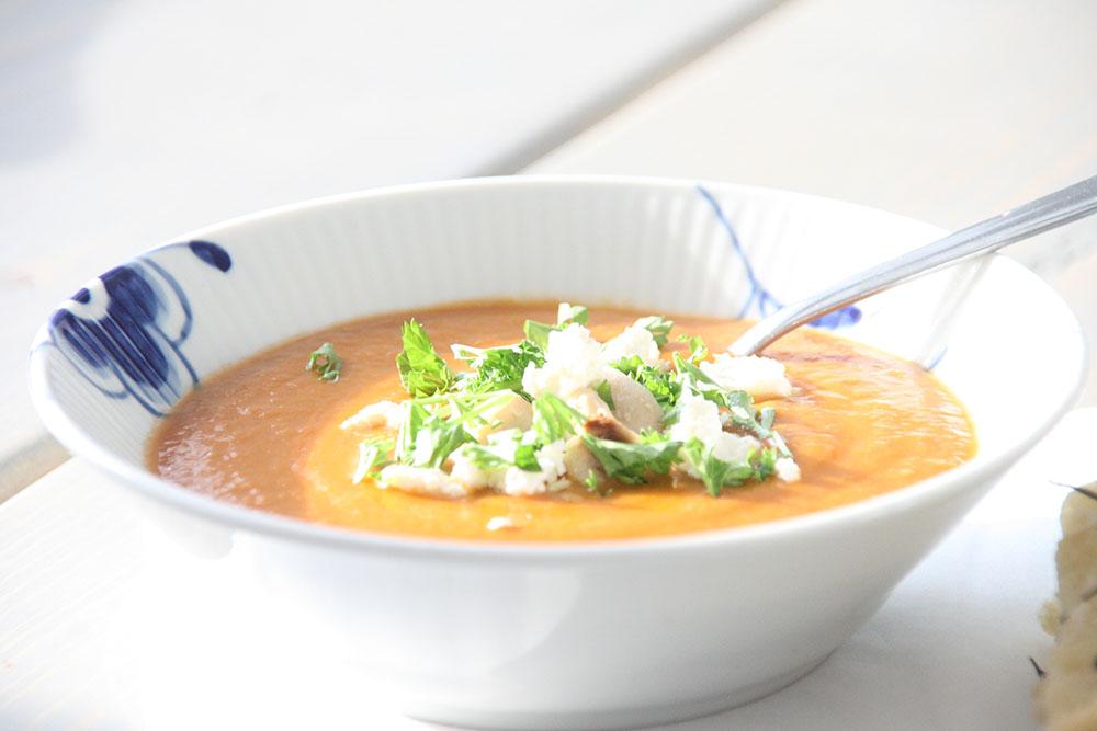 Opskrift på lækker linsesuppe