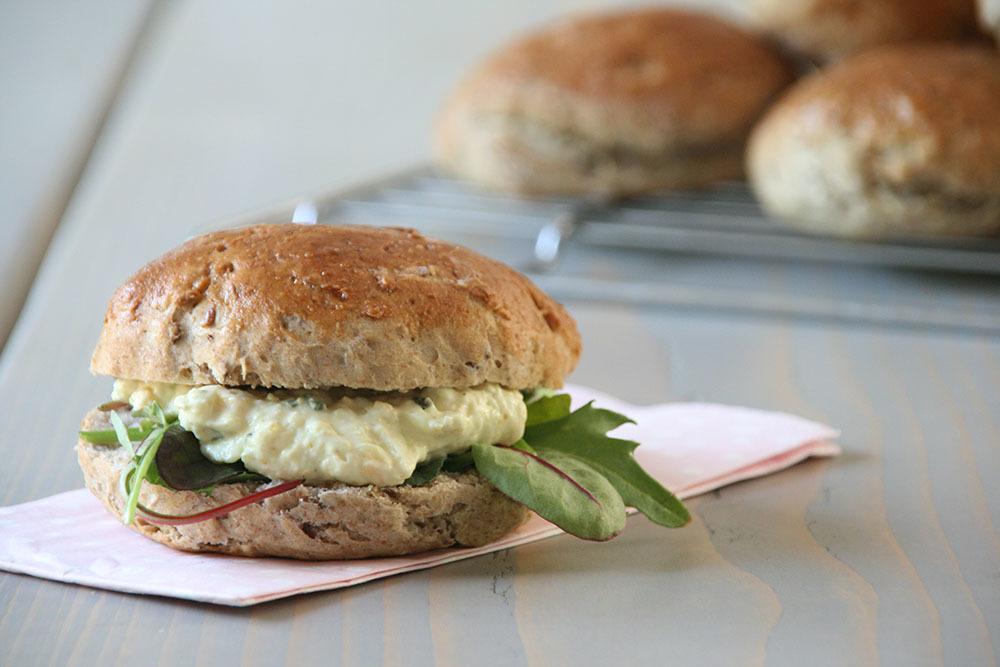 sandwichboller til madpakken - madpakke inspiration