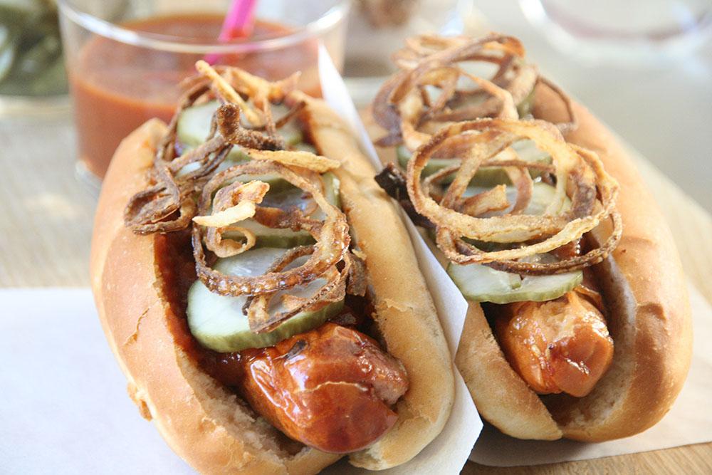 luksus hotdogs