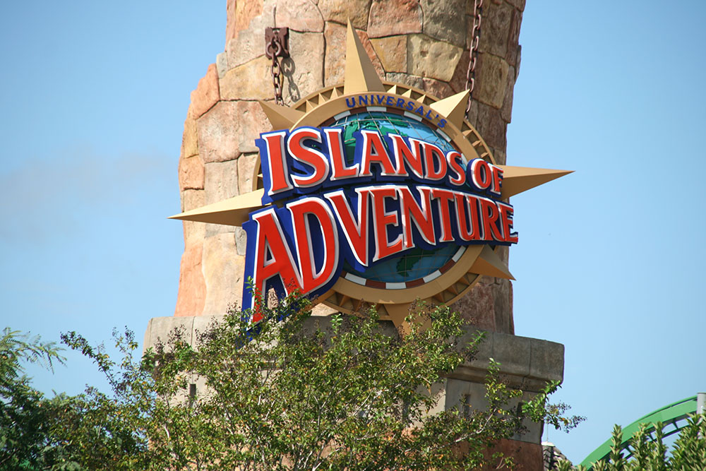 Universal's Islands of adventure - Forlystelsespark