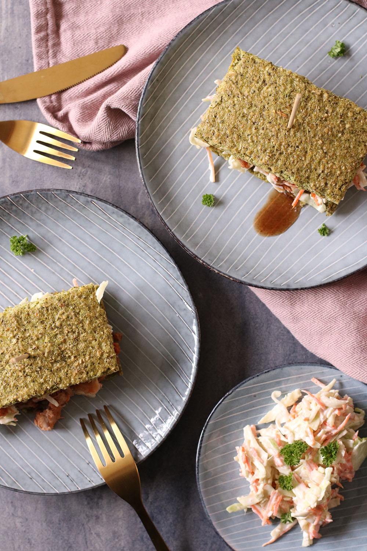 Syndigt broccoli fladbrød, perfekt til broccoli toast