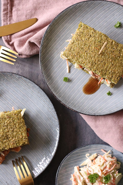 Opskrift på saftigt broccoli brød