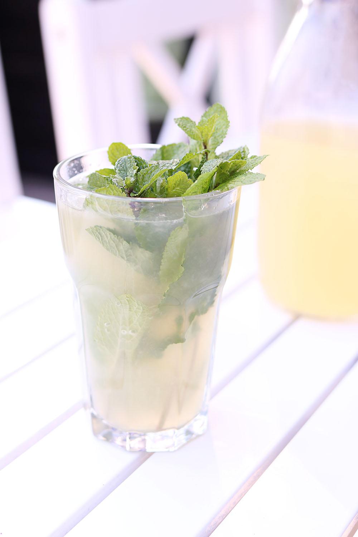 Lækker citrus lemonade