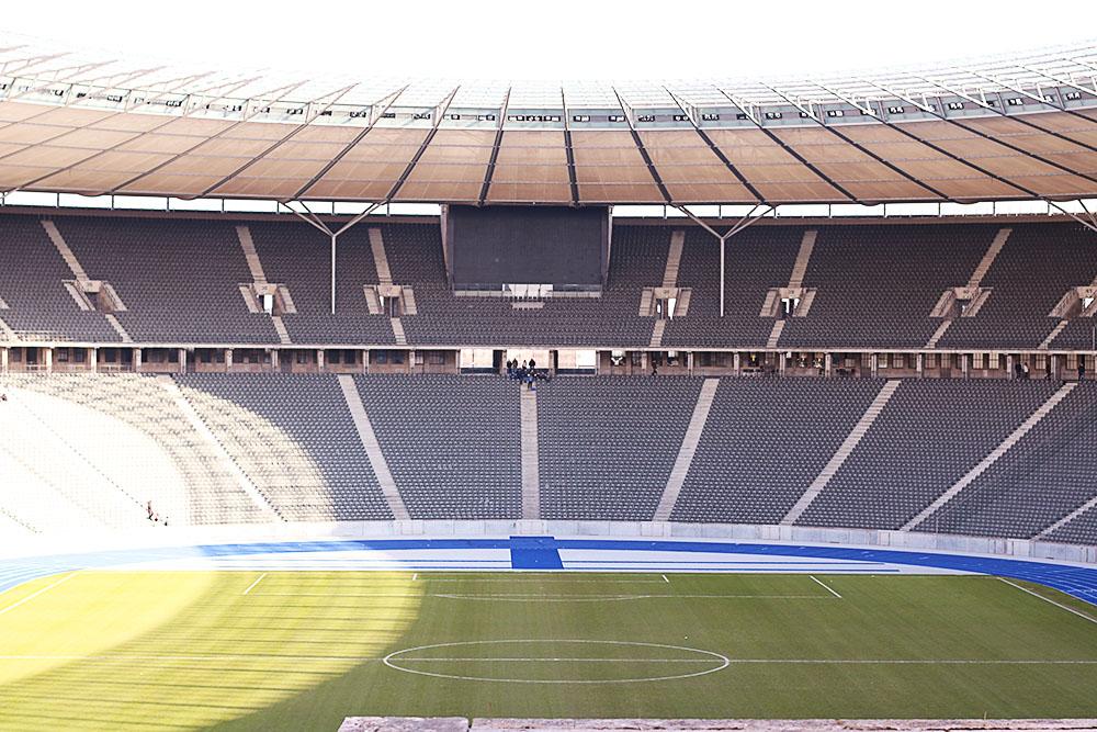 Det olympiske stadion i Berlin