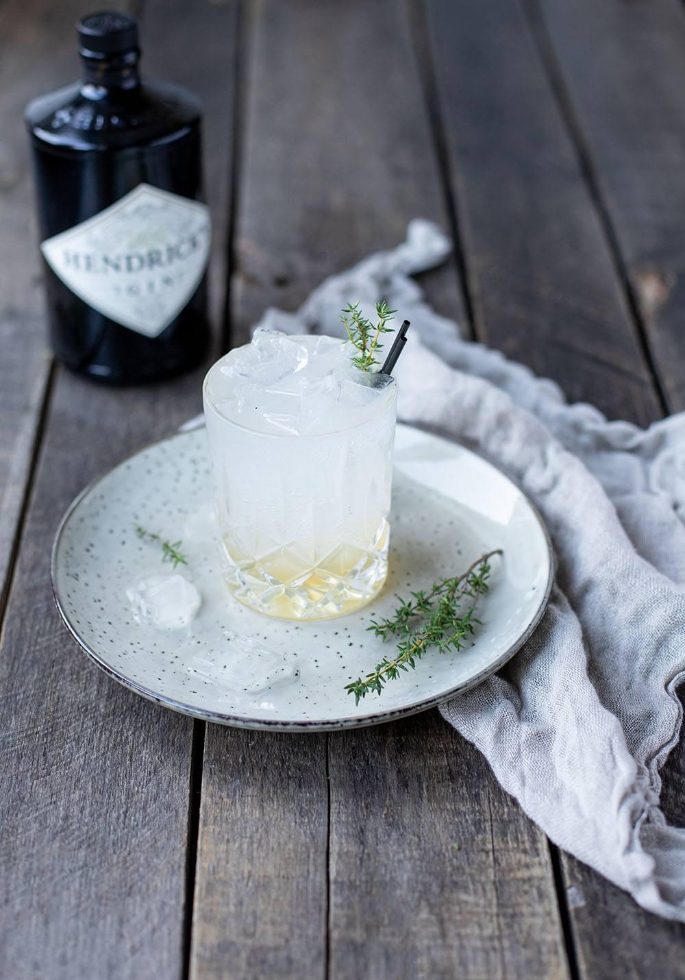 lækker opskrift på Gin hass