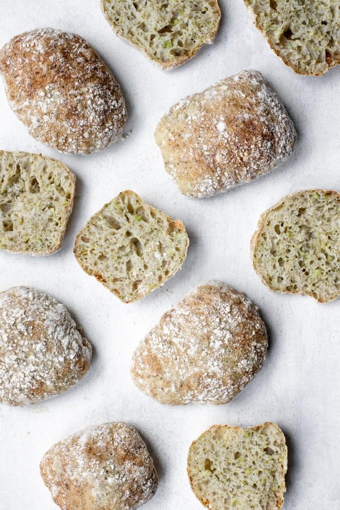 Nem opskrift på smagsgode og luftige manitoba boller med broccoli