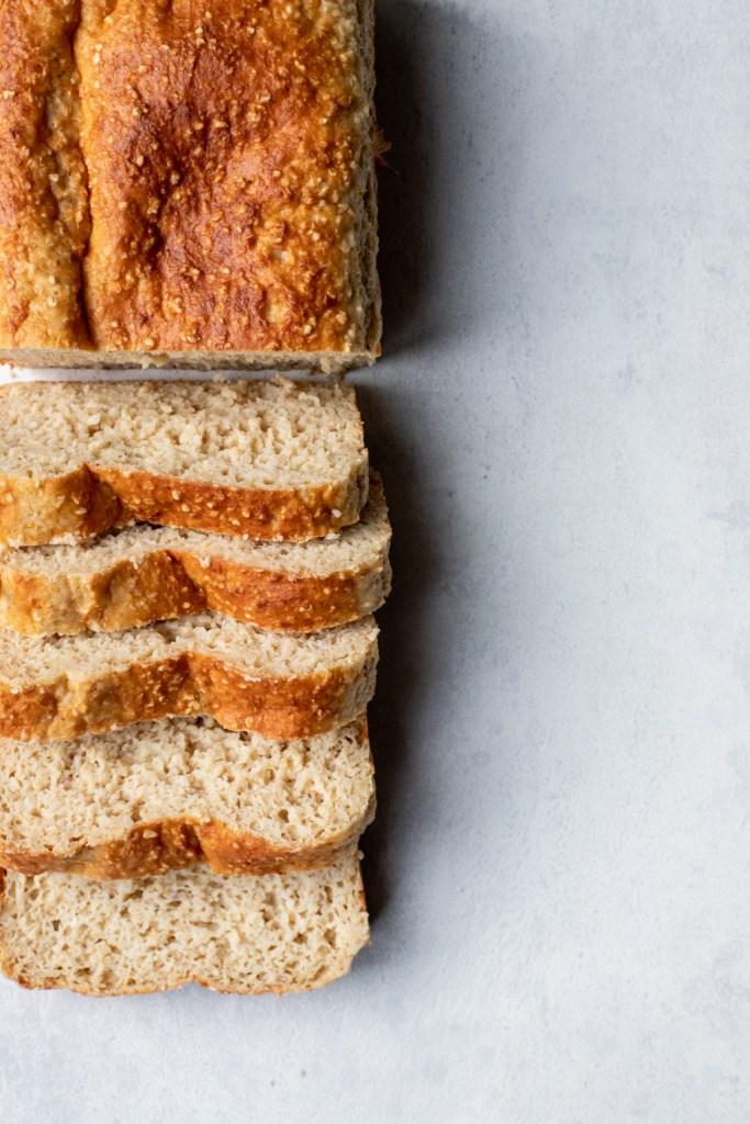 opskrift på skyr franskbrød