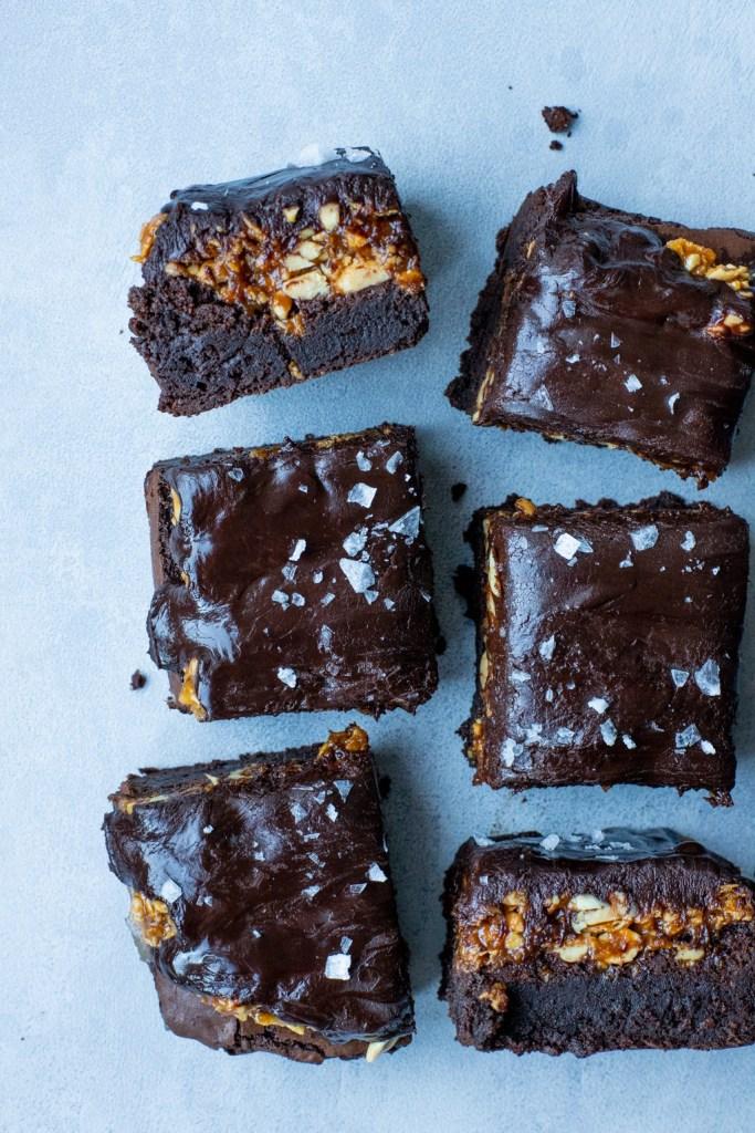 Overdådig brownie