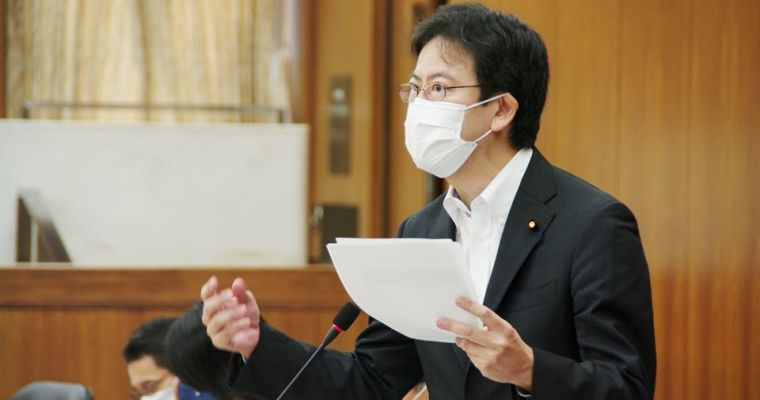 衆議院文部科学委員会閉会中審査、学生支援緊急給付金について、JAPAN e-Portfolioについて、令和3年度大学入試(特に共通テスト)について