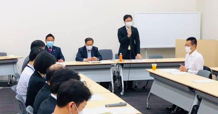 共同会派文部科学部会、JAPAN e-portfolio、GIGAスクールやEdtecの進捗、高校生が中学校副校長に「私人逮捕」された件について