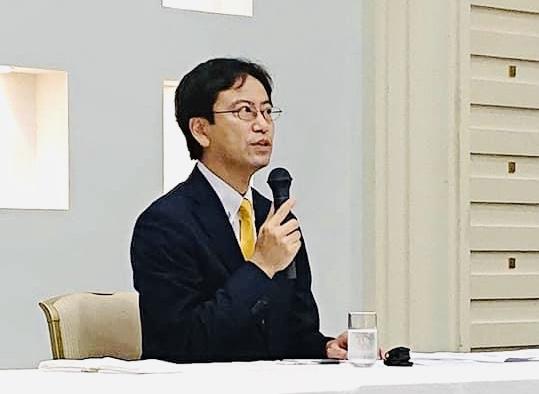 合流新党「立憲民主党」福岡県連の結成準備会