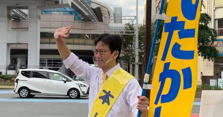 小倉北区・小倉駅前交差点
