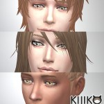 Eyebrow Texture Overhaul