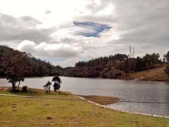 Lagoa no caminho do Pico do Itapeva. Fotos desta galeria: CMC