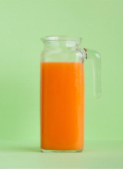 Kikalicious - Carrot & Lime Fresh Juice