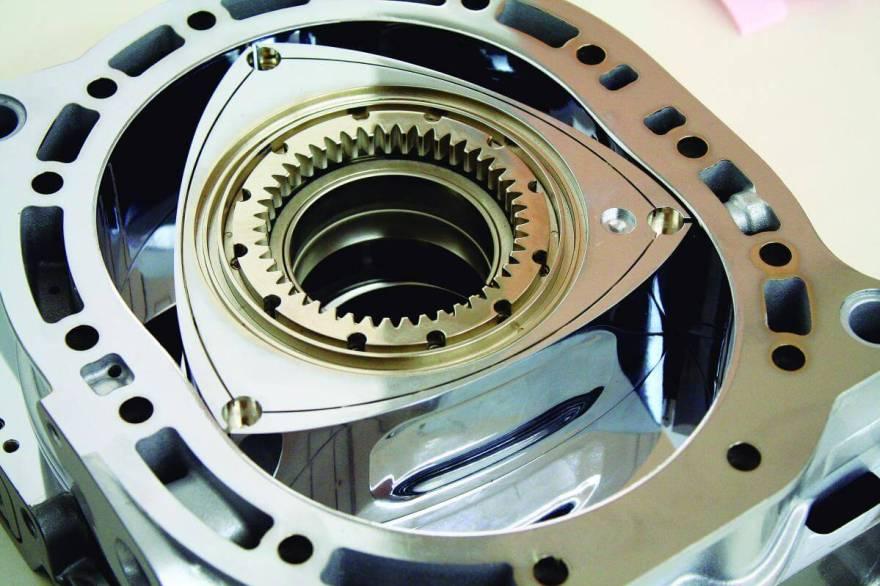 ロータリーエンジン画像