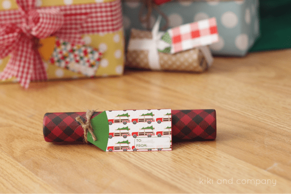Christmas Printable Tags from kiki and company. So cute!