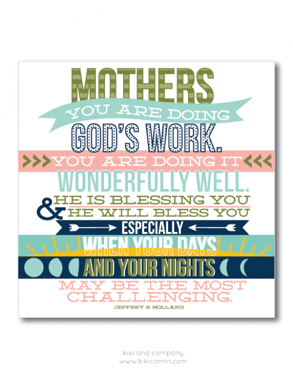 Mother-quote-to-get-you-through-this-day-Free-printable-to-hang-wherever-you-need-to-see-it-e1426138932607