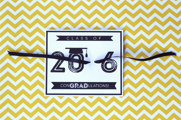 Graduation Card from kiki and company. Love it!