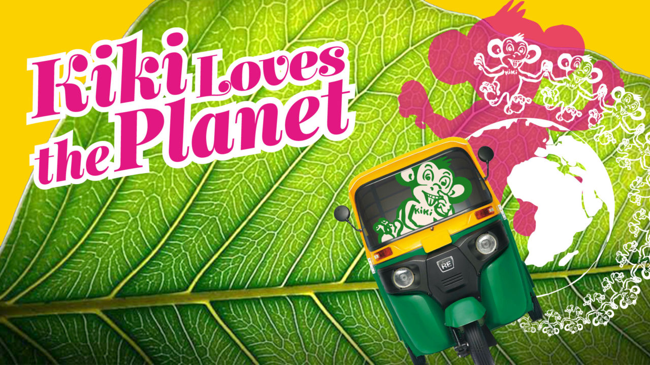 L'AFTERWORK DE KIKI – Kiki loves the planet - Kiki Factory