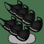 WOCHENTAGE Maske – ReUsable