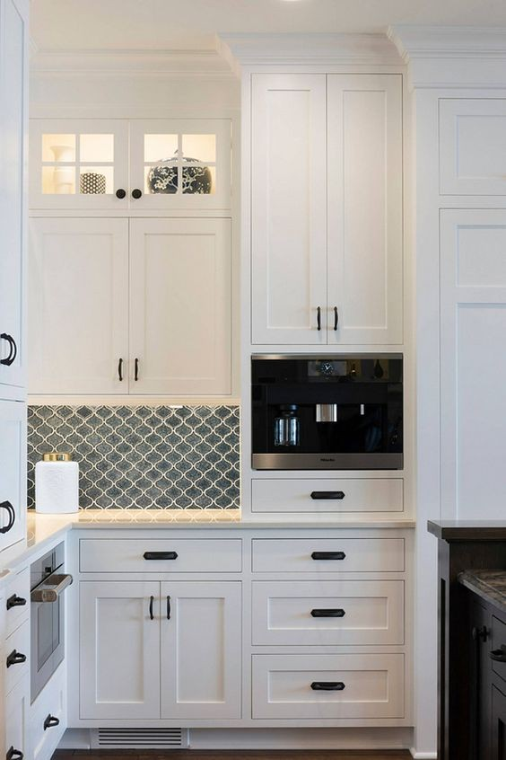 shaker style kitchen remodelled kitchens before and after the white will never be out so is this ever going it seems like very pinterest board magazine every home improvement show has