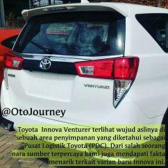 All New Innova Venturer Harga Toyota Kijang Tertangkap Kamera Tipe Q Diesel