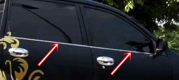list grand new avanza harga 1.3 g m/t window liner atau kaca samping all veloz xenia 4