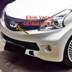 Grill Jaring Grand New Avanza Toyota Yaris Trd Exhaust Ring Logo All Kikim Variasi Mobil Emblem 150