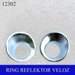 Grill Chrome Grand New Avanza 2018 Putih Ring Reflektor   Kikim Variasi Mobil
