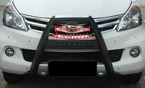 bemper depan grand new avanza veloz all yaris trd sportivo 2017 tanduk pelindung bumper kikim variasi mobil xenia model fortuner old 3
