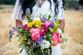 Los Angeles Wedding Bouquet