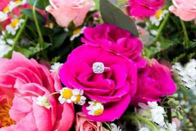 wedding details ring