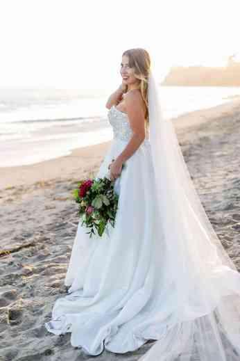 Montecito Wedding Bride